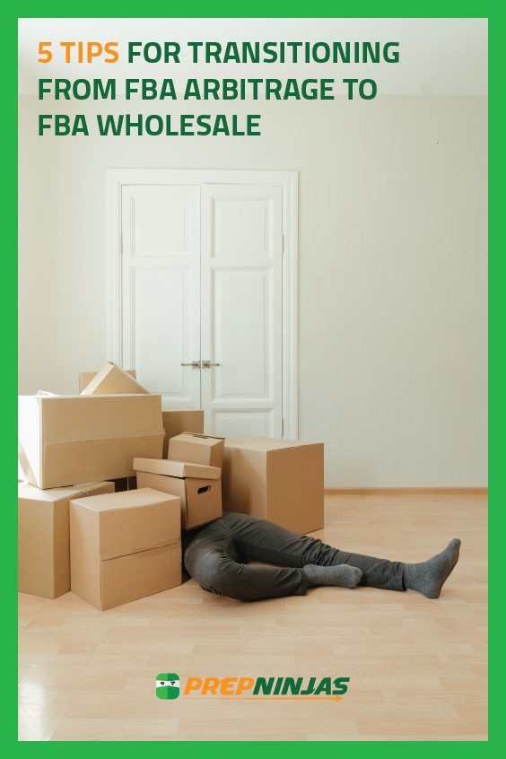 5 TIPS FOR TRANSITIONING FROM FBA ARBITRAGE TO FBA WHOLESALE